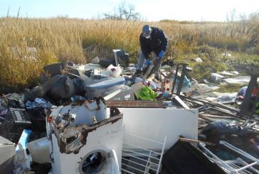 Abbandono dei rifiuti, individuati i presunti colpevoli