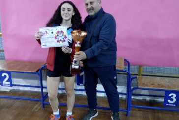"Continua la scalata alle classifiche nazionali dell'atleta in forza a ""Tennistavolo Vasto"""