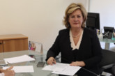 L'assessore regionale Nicoletta Verì in visita alla Asl