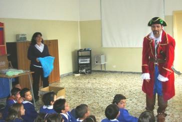 Promozione della raccolta differenziata, incontri di educazione ambientale agli studenti della scuola primaria