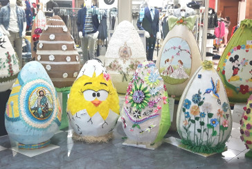 All'asta le uova di Pasqua della Pro Loco San Salvo