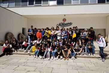"""Gli studenti delle """"Paolucci"""" in visita al pastificio """"La Molisana"""""""