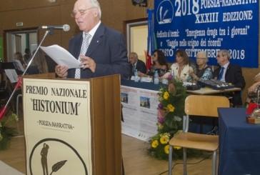 Scade sabato il bando del Premio Nazionale Histonium