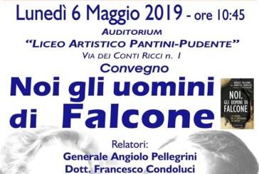 """Oggi il convegno """"Noi, gli uomini di Falcone"""""""
