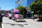 Il servizio delle associazioni d'Arma Vasto per il Giro d'Italia