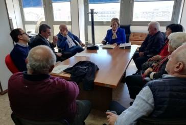 """Il Comitato a difesa del """"San Pio"""" ha incontrato l'assessore regionale Nicoletta Verì"""
