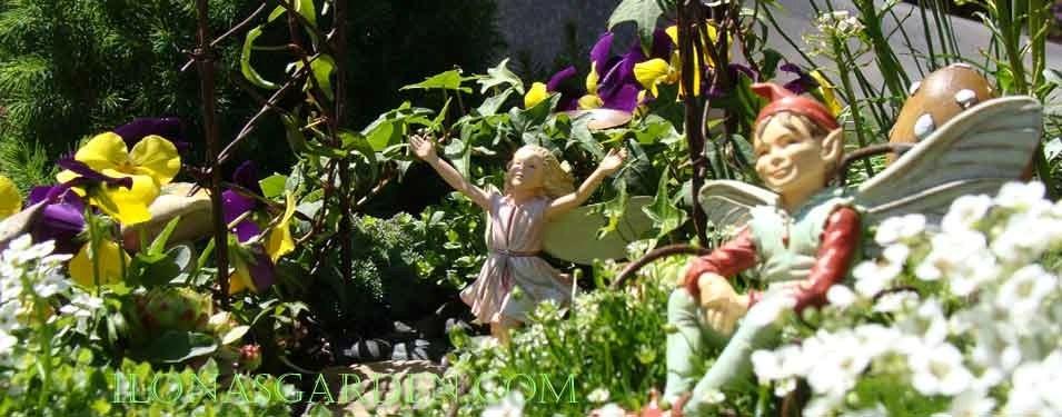 Make A Fairy Garden, Delightful And Creative