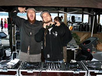 DJ Leimasin & DJ Lempow