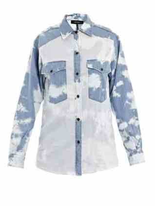 isabel marant maggy tie dye shirt £275