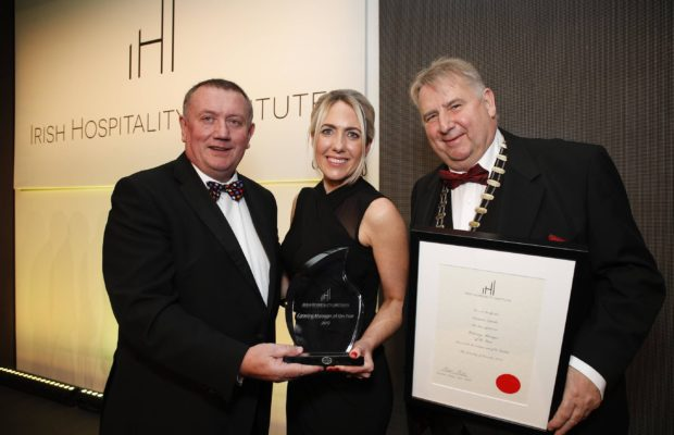 Leonora Quirke Wins IHI Catering Manager of the Year