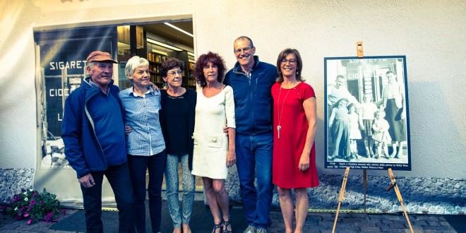 """Livigno, i negozi """"La Botia Noa"""" hanno festeggiato 60 anni"""