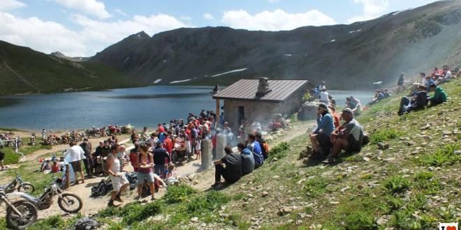 38a ed. Festa del Motociclista al Lago del Monte