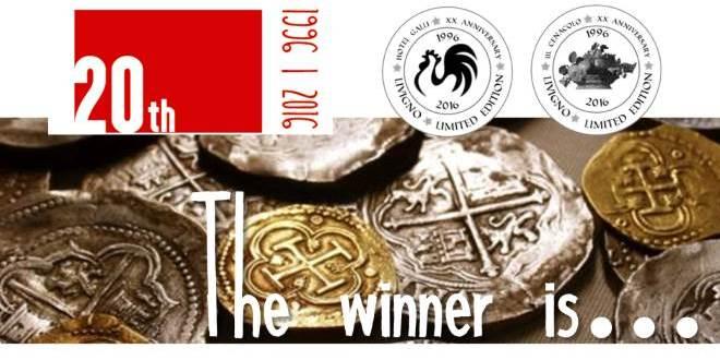 XX Anniversary Contest Hotel Galli-Ristorante Il Cenacolo: ecco i vincitori!