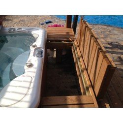 Small Crop Of Hot Tub Deck