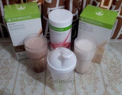 Herbalife Formula 1 Nutritional Shake Mix Review