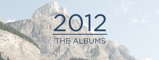 The Albums 2012