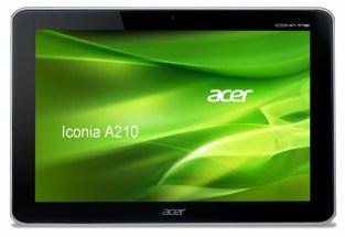 Acer Iconia Tab A210 : la grande soeur de la Iconia Tab A200 12