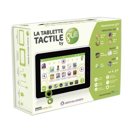 La tablette tactile by Gulli est officielle et disponible à l'achat ! 1