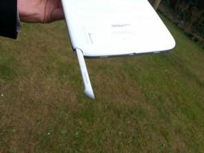 Test tablette Samsung Galaxy Note 8.0 11