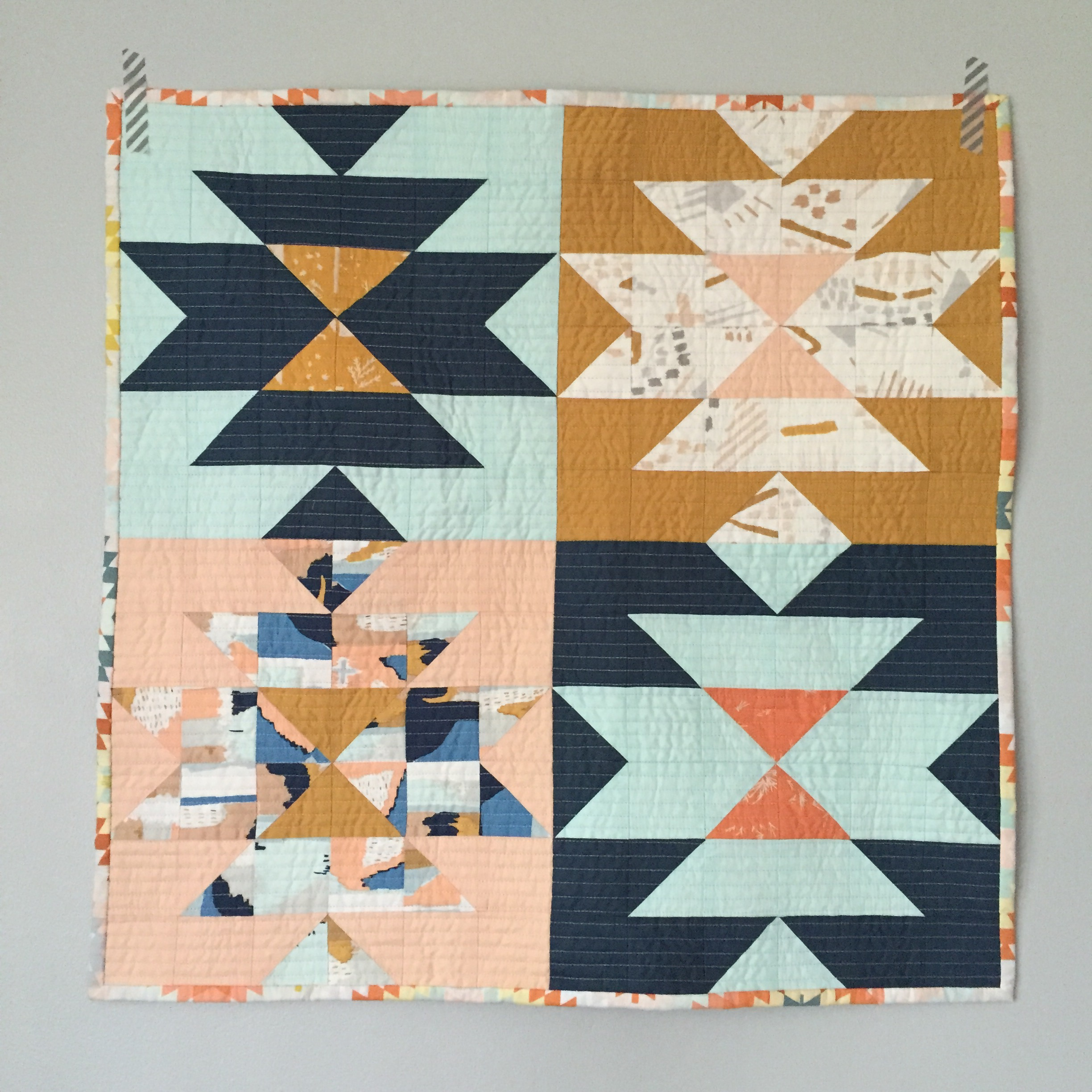 Line Art Quilt Pattern Holly Hickman : Bound fabrics quilt market projects love you sew