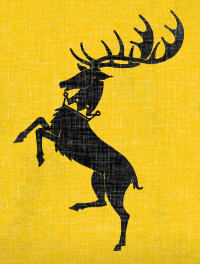 Vessillo Baratheon
