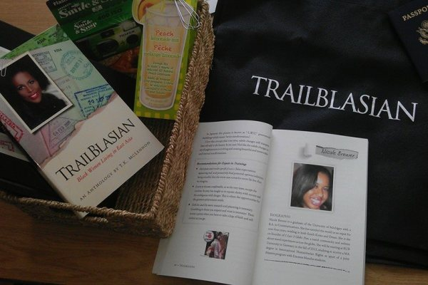 TrailBlasian available now!