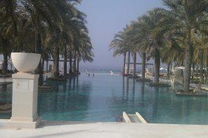 Al Bustan Palace, a Ritz Carlton Hotel Review