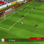 Real Football 2012, in goal su Android Market
