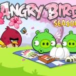 """Angry Birds Seasons si aggiorna con 15 livelli """"primaverili"""""""