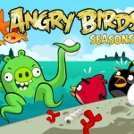 Angry Birds Seasons gratis su AppStore
