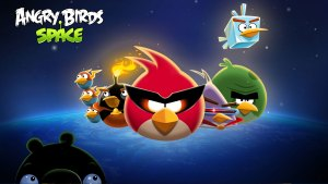 Angry Birds Space è su Steam