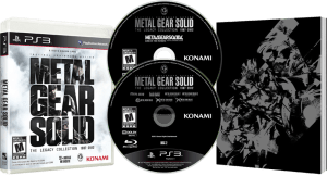 Metal Gear Solid: The Legacy Collection uscir in Nord America il 9 luglio 2013
