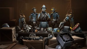 Team Fortress 2, Robotic Boogaloo  il primo aggiornamento realizzato dagli utenti