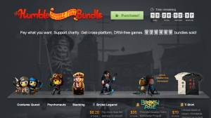 L'Humble Double Fine Bundle è disponibile