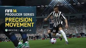 Fifa 14, un video sulla precisione dei movimenti