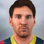 Fifa 14, Lionel Messi diventa il primo avatar a prender vita