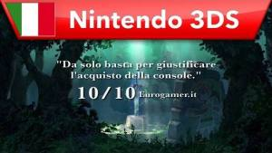The Legend of Zelda: A Link Between Worlds trailer di lancio in italiano