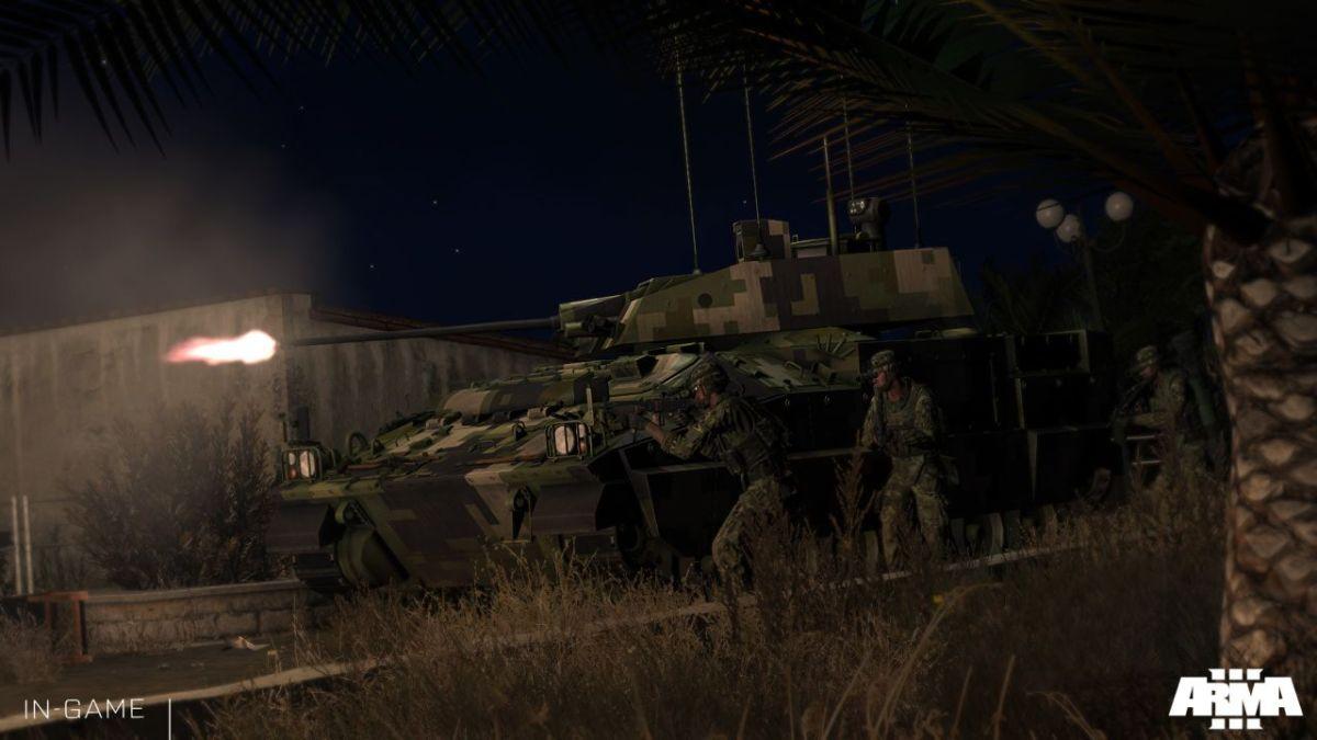 Arma III, la seconda parte della campagna arriva a gennaio