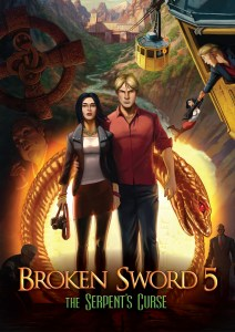 Broken Sword: The Serpent's Curse, due video mostrano un'ora di gameplay della Beta
