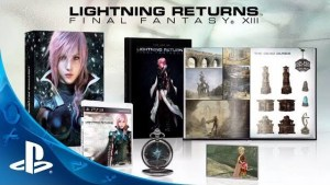Lightning Returns: Final Fantasy XIII, un video per la Collector's Edition