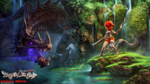 Dragon Fin Soup, jrpg di Grimm Bros è su Greenlight