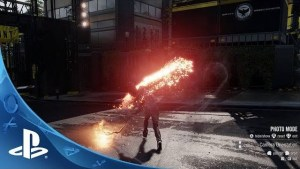 InFamous: Second Son, un trailer per il Photo Mode