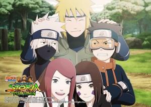 Naruto Shippuden Ultimate Ninja Storm Revolution kushina 2