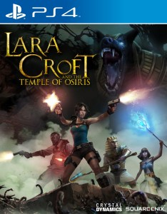 Lara Croft and the Temple of Osiris arriva a dicembre