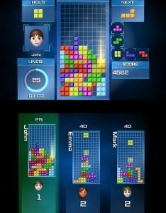 Ubisoft annuncia Tetris Ultimate per Nintendo 3DS