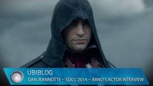 Assassin's Creed Unity, Ubisoft intervista l'attore Dan Jeanotte che interpreta Arno Dorian
