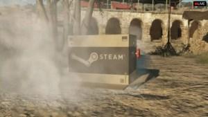 Gamescom 2014, Metal Gear Solid V: The Phantom Pain e l'arrivo su Steam in video