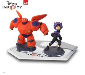 Disney Infinity 2.0 presenta Hiro, Baymax, Paperino, Alladin e Jasmine