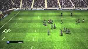 Rugby 15, sarà Bandai a distribuire il gioco in Italia