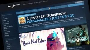 Ecco il nuovo volto di Steam, più strumenti per la ricerca, interfaccia ridisegnata